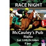 CCRYS Race Night